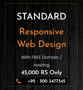 Web Design Services Pakistan